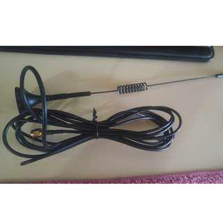 433Mhz wireless module antenna 10dbi high gain sucker aerial 3M cable SMA male connector