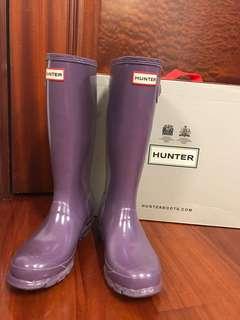 (Size37/半價) Hunter 水鞋/ 水靴