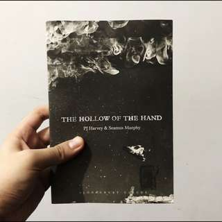 Poetry Book - The Hollow of the Hand