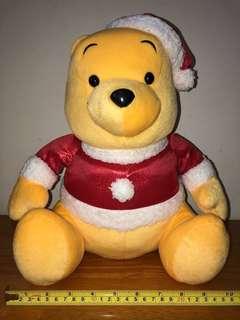 全新13吋高Winnie The Pooh公仔