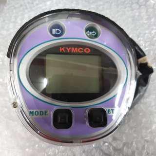 🚚 KIWI 100CC 碼錶組 液晶錶 儀錶板 儀錶組