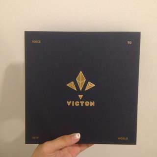Victon Voice To New World