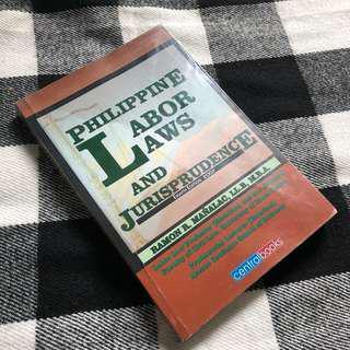 MAÑALAC Philippine Labor Laws & Jurisprudence