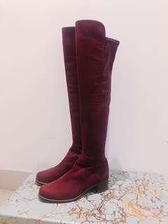 Moving Sale—Stuart Weitzman 5050 boots (size 35)