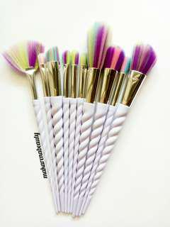 Unicorn Brush 10 in 1
