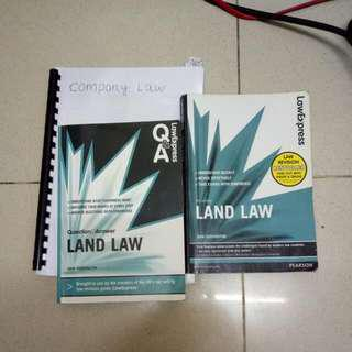 Company Land Law Express Q&A