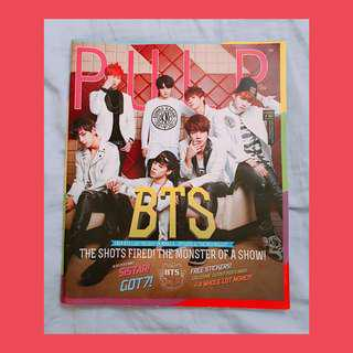 PULP Magazine (BTS The Red Bullet Tour, 2NE1 All Or Nothing Tour, KCON6)