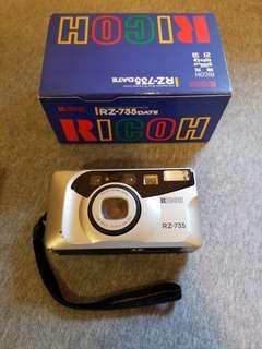 Ricoh RZ-735 date 菲林相機