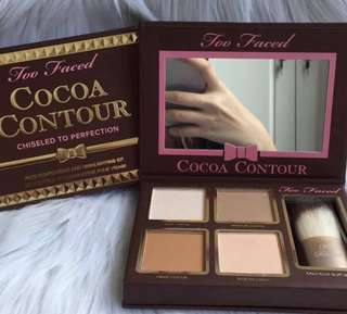 Too faced cocoa countour