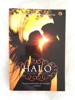 """HALO"" Novel by Alexandra Adornetto"