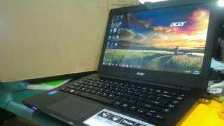 Acer laptop notebook