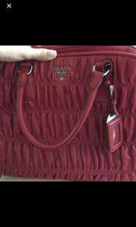 Prada Nappa Gaufre Bag