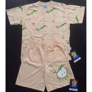 Disney Peter Pan Terno (T-Shirt and Shorts) For Kids PHP 120 Only!