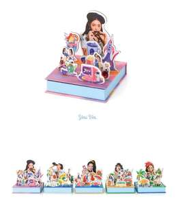 INCOMING STOCK RED VELVET SUMMER MAGIC LIMITED EDITION