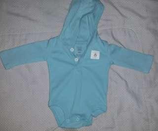 Baby sleeping bodysuit