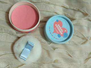 The face shop cushion blush