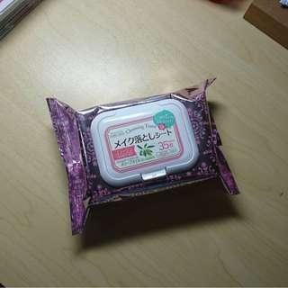 全新出清 | 日本 DAISO大創 卸妝棉(膠原蛋白)