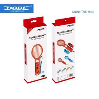 🚚 [In Stock] DOBE Nintendo Switch JoyCon Tennis Racket Set