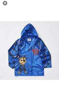 Paw Patrol Raincoat
