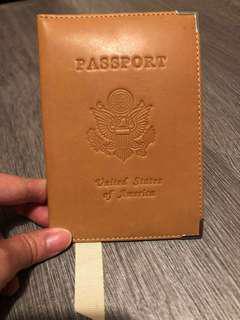 Aspinal designer US passport holder