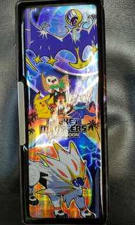 <日本直送, 現貨> Pokemon寵物小精靈 雙面筆盒