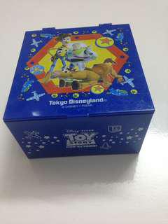 Toy story boxes (Tokyo Disneyland )