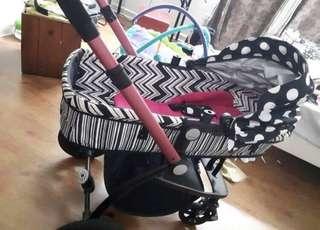 Good baby stroller for baby girl
