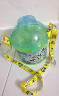 Crayon Shinchan popcorn box