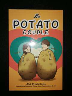 The Potato Couple comics