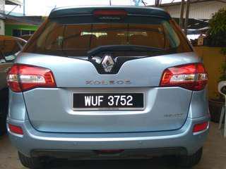 Renault Koleas 2.5 (A) 4WD