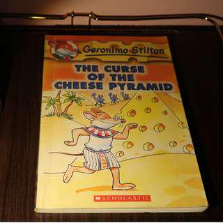 6 Books of Geronimo Stilton's