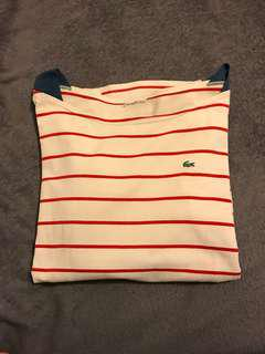Lacoste Stripe Long Sleeve