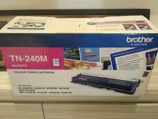 Brother Printer Cartridge TN-240M