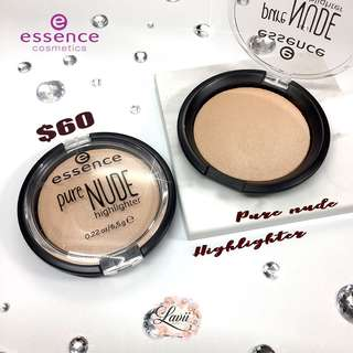 ✨ Essence Pure Nude Highlighter