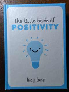 🚚 The little book of positivity