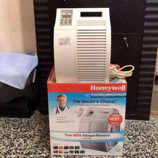 🚚 《costco購入》Honeywell空氣清淨機