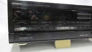 Kenwood AV Receiver Stereo Audio Surround