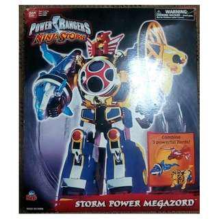 Power Ranger Ninja Storm