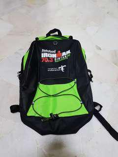 ironman bintan 70.3 haversack / backpack