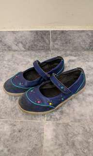 Clarks girl shoes UK11