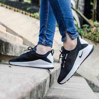 🚚 保證正品✨ nike RIVAH 休閒 慢跑 運動鞋 女鞋 黑 白 AH6774004