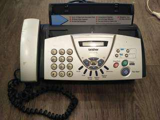 Brother Fax-8175 Office Phone and copier