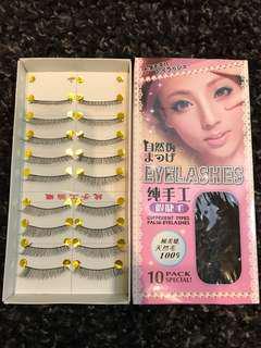 Eyelashes Bulu Mata extention