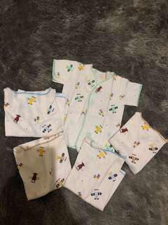 Baju bayi newborn (take all)