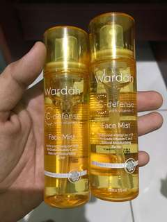 *(NEW) Wardah Face Mist