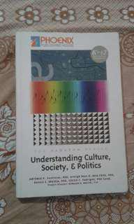 Understanding Culture, Society and Politics (UCSPOL)