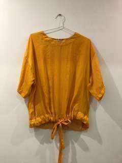 Banana yellow shirt
