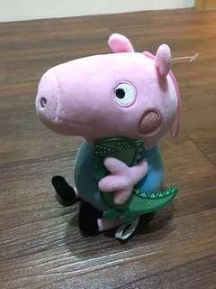 粉紅豬小妹🐷喬治豬 恐龍