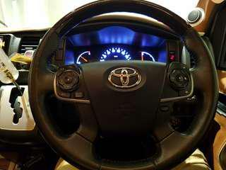 🚚 Toyota Steering