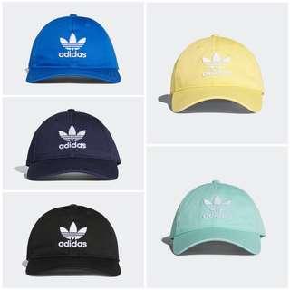[PO] adidas originals trefoil baseball cap